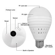 1080P-360-Degree-Wireless-IP-Camera-Fisheye-Panoramic-Surveillance-Security-Camera-Wifi-Night-vision-Bulb-Lamp-5
