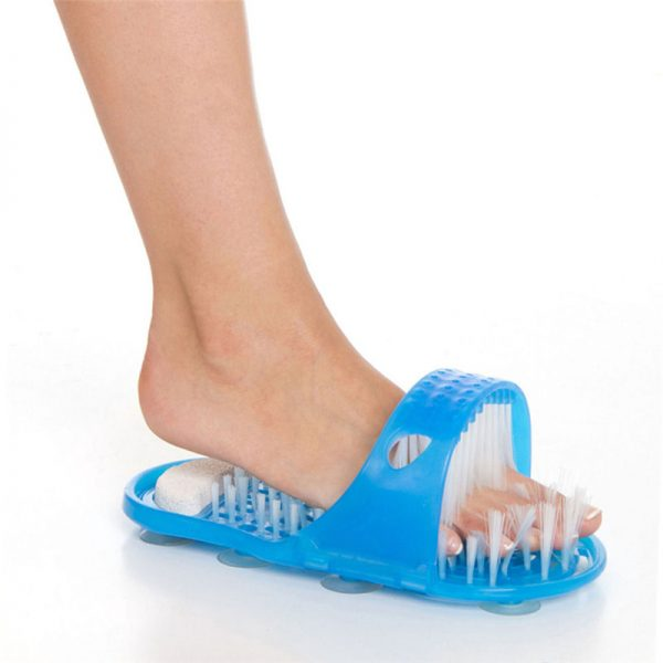 Easy-Feet-Foot-Massager-Slipper-Scrubber-Brushes-Bathroom-Washing-Dead-Skin-Cleaner-Brushes-exfoliator-pumice-stone
