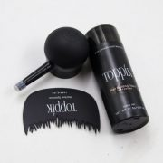 Toppik-Hari-Fiber-One-Set-27-5g-Hair-Fiber-Spray-Applicator-Comb-Welcome-OEM