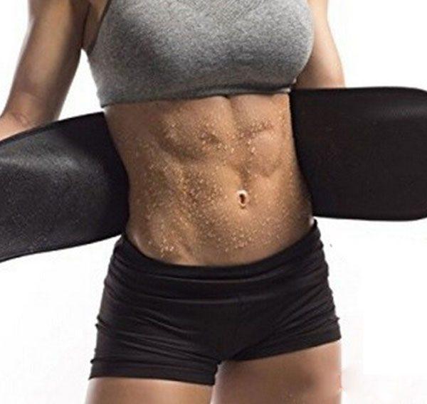 Hot-Men-Woman-Adjustable-Waist-Tummy-Trimmer-Belt-Shaper-Slimming-Exercise-Fat-Burning-Fitness-Corset-Modeling